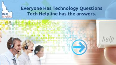 Photo of IR Introduces the Tech Helpline