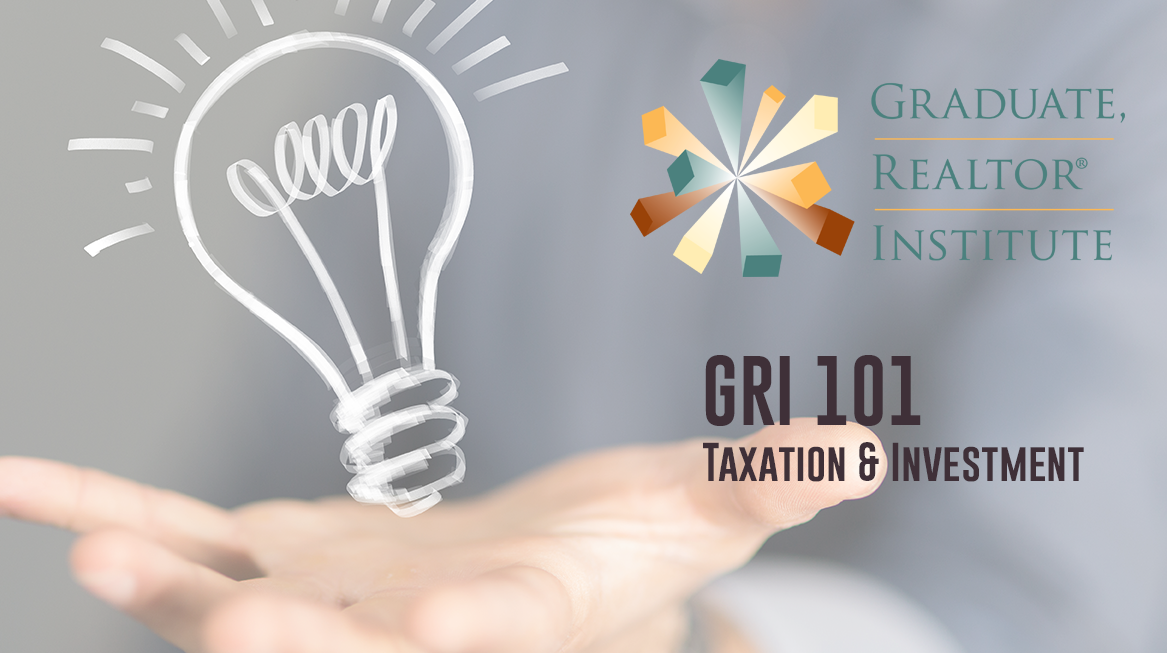 GRI 101 – Coeur d'Alene @ Coeur d'Alene Association of REALTORS®