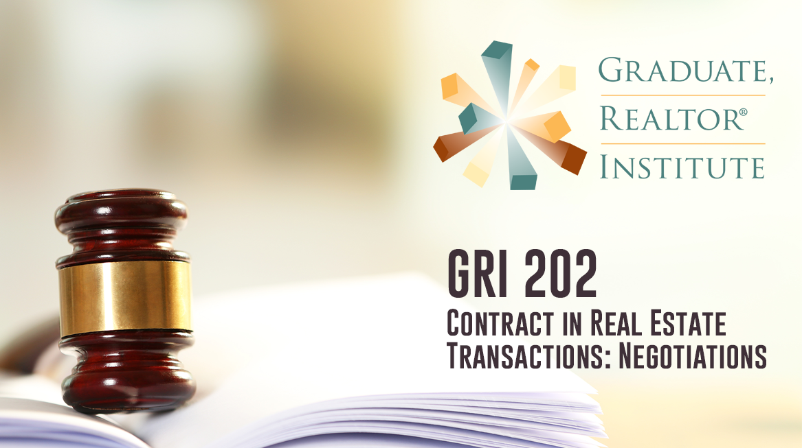 GRI 202 – Coeur d'Alene @ Coeur d'Alene Association of REALTORS®