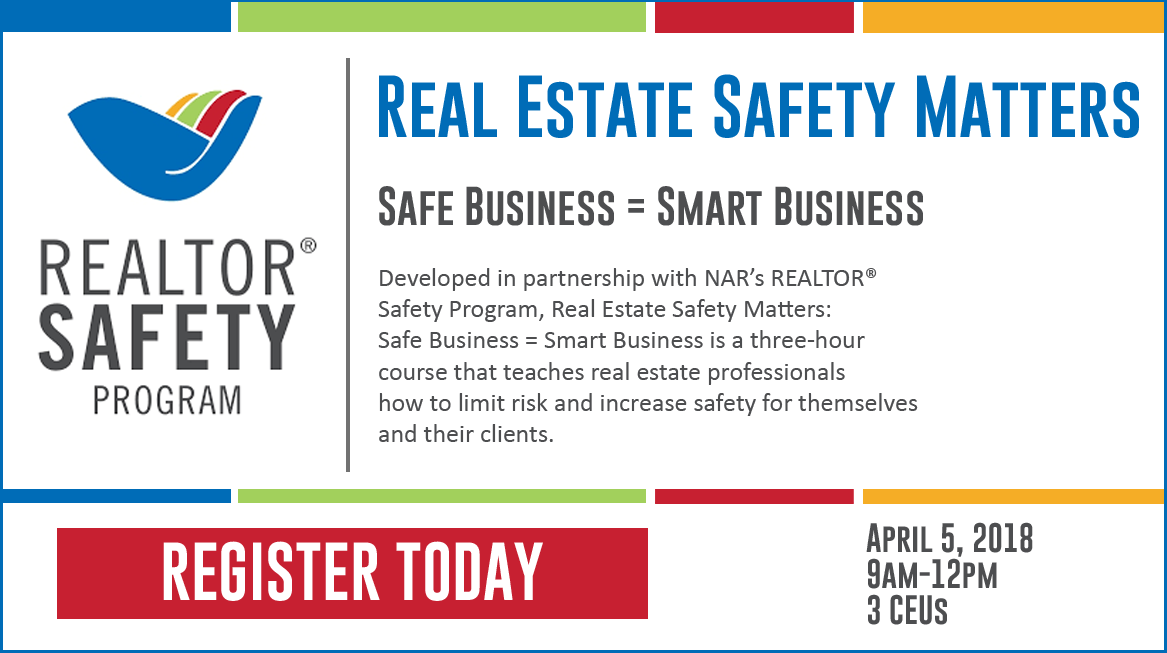 Safe Business is Smart Business @ Community Campus