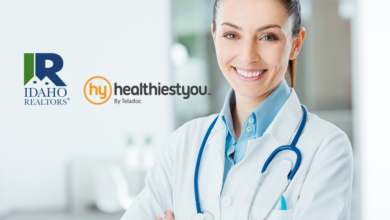 Photo of IR Partners with HealthiestYou