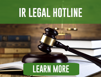 IR Legal Hotline