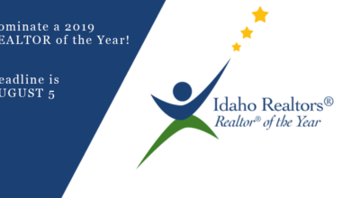Photo of IR Seeking Nominations for Realtor® of the Year