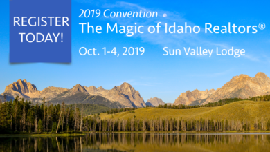 Photo of Early-Bird Registration Ends July 27 for the Magic of Idaho REALTORS Convention