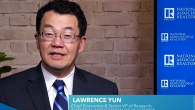 Photo of NAR Chief Economist Lawrence Yun talks about December 2019 home sales and the economic year in review.