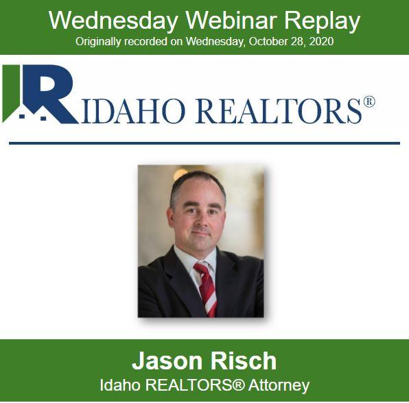 Jason Risch, IR Attorney headshot.